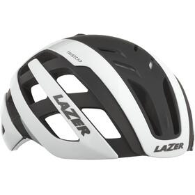 Lazer Century casco per bici bianco/nero